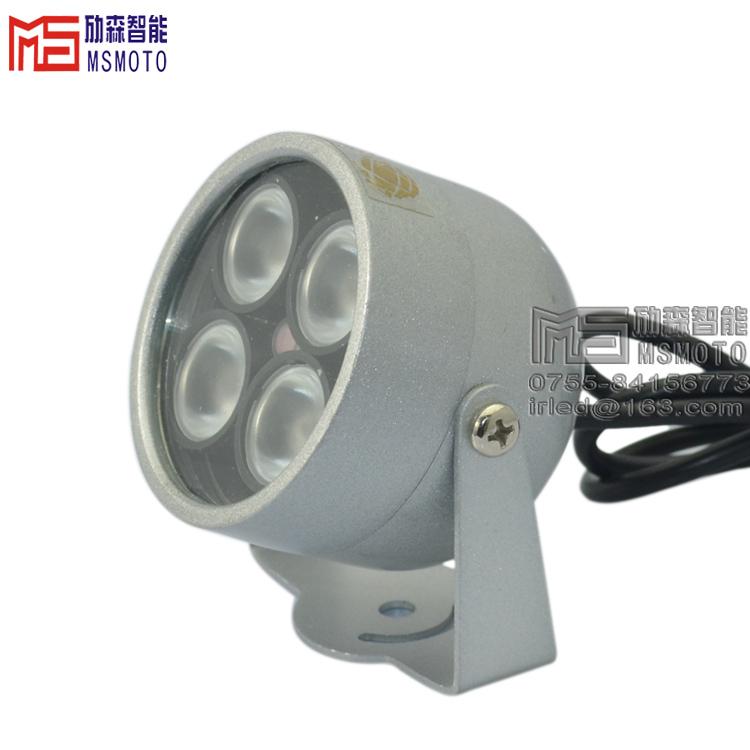 梅赛德劢森研发新款SD-ZR4040红外照明灯射程50米