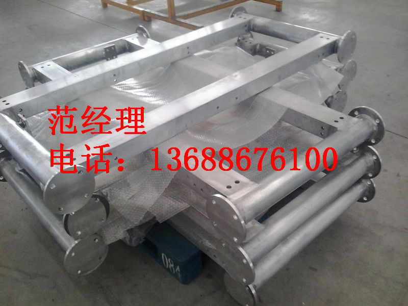 铝型材结构框架焊接铝材结构框架焊接