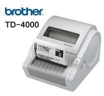 兄弟TD-4000热敏电脑打印机|不干胶条形码标签机