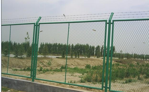 浙江1.2米高绿色喷塑市政园林草坪绿化带围栏网厂家直销