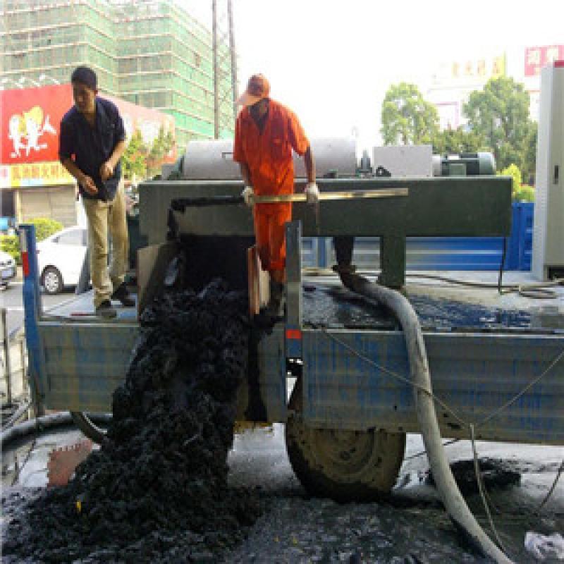 南京化粪池隔油池清理