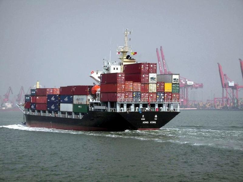广东惠州到天津走海运集装箱运输