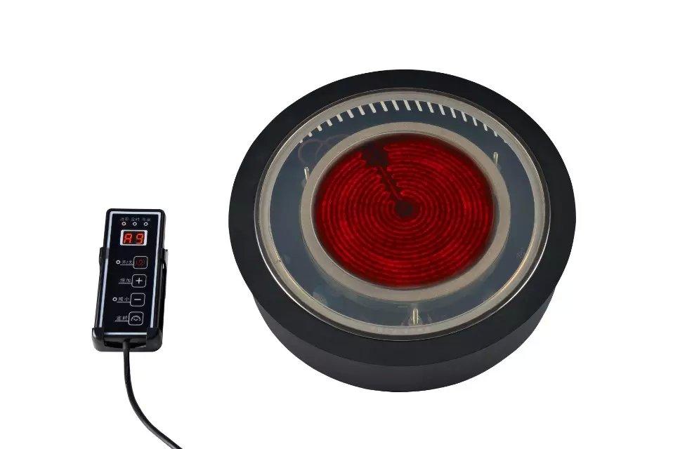 低价批发商用火锅电陶炉2000W 2500W 3000W