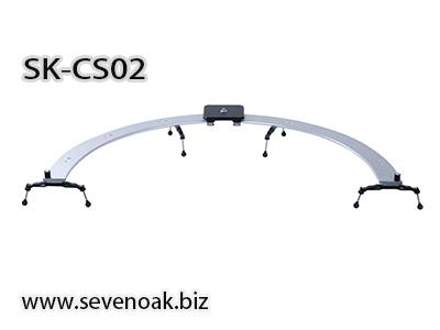 七棵橡树 5D2 5D3 单反 DV 摄像导轨弧形