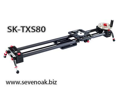 sevenoak碳纤维相机滑块SK-TXS80专业轨道电影导轨