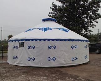 石家庄蒙古包制作厂家
