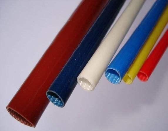 厂家直供硅树脂玻璃纤维套管
