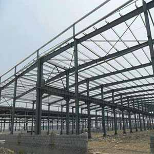 供青海德令哈钢结构厂房和玉树钢结构库房