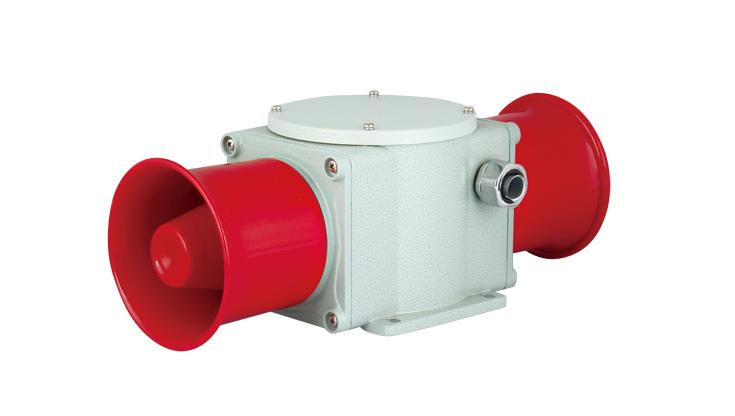 TLHDN302 重负荷双喇叭报警器 双喇叭信号扬声器 双喇叭电子蜂鸣器 船用报警电笛