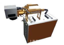 配置10W光纤 印刷设备激光打码机便携式激光雕刻机打标机