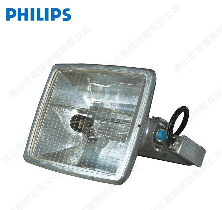 飞利浦MVF028投光灯 MVF028/HPI-T 1000W泛光灯具 1000W钠灯具