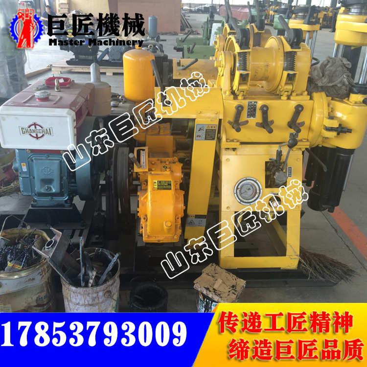 华夏巨匠200米全液压水井钻机厂家直销小型打井机