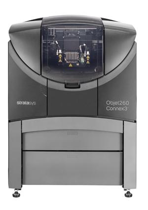 3D打印机 工业级 美国stratasys Objet260 Connex2 快速成型机