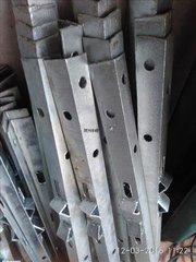 35kv横担电线杆横担抱箍生产厂家