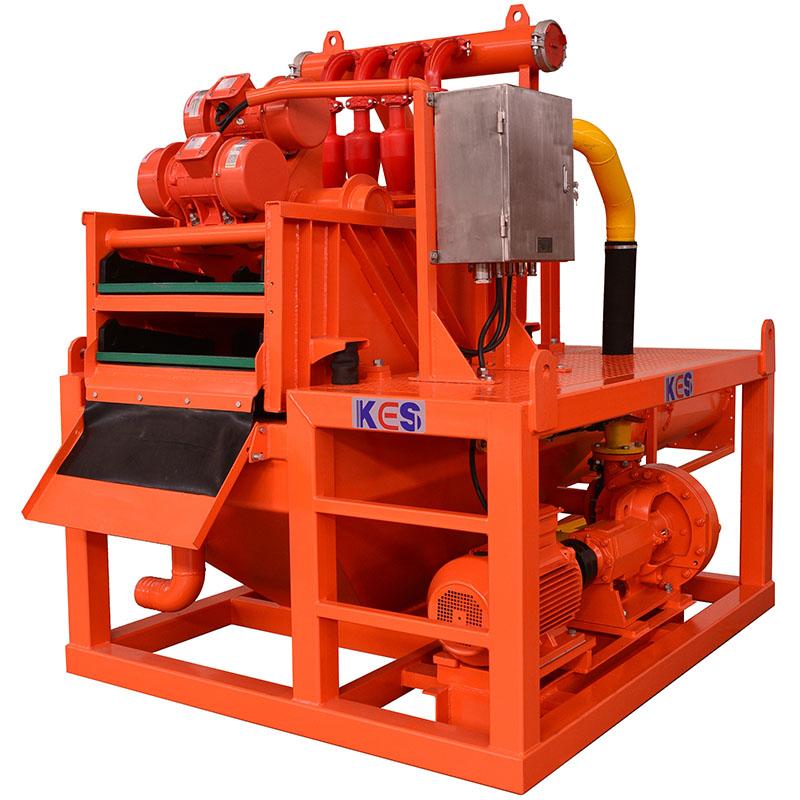 非开挖泥浆净化回收系统顶管泥水分离水平定向钻泥浆净化回收