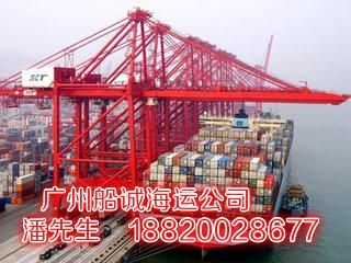 广东湛江到天津走海运运输怎么样,多少钱