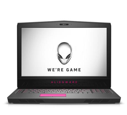 外星人Alienware ALW15C-R2708S 15.6英寸Gsync游戏笔记本电脑(i7-7