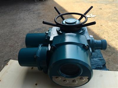扬州福乐斯厂家直销Z10-24W电动执行器