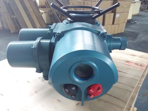 阀门电动执行器Q30-1W执行器多回转电动装置国标DQW30-1W