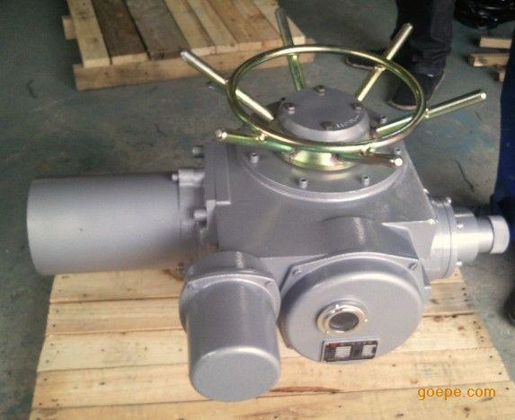 福乐斯国标Z250-18W电动执行器配备5.5kw电动机