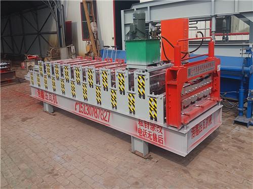 浩鑫琉璃瓦机生产厂家  840900琉璃瓦机
