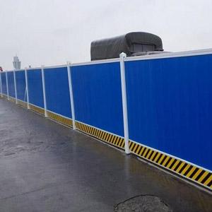 供兰州市政施工围挡和甘肃市政围挡板优质价廉