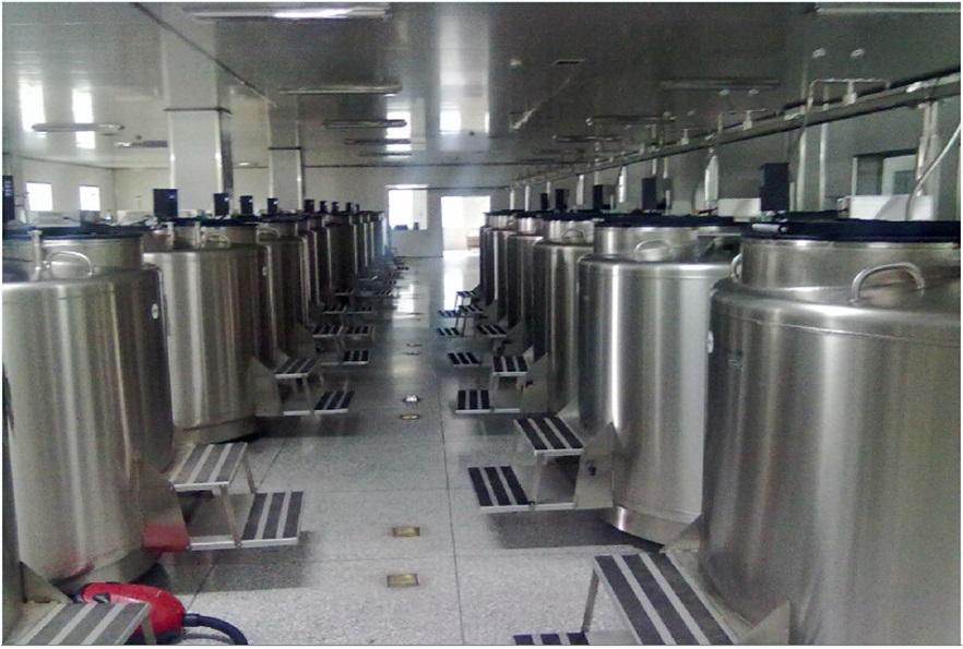 cryostech/科莱斯超低温生物样本库/干细胞储存库