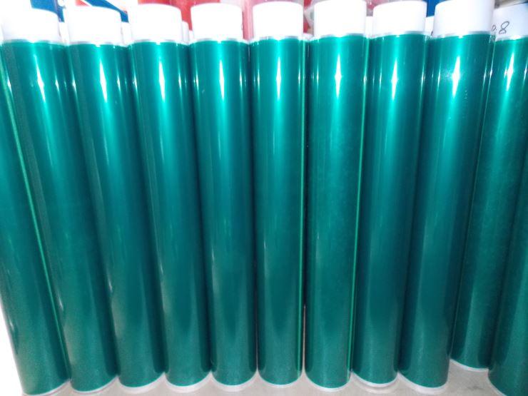 高温绿胶带 烤漆保护胶带006mm