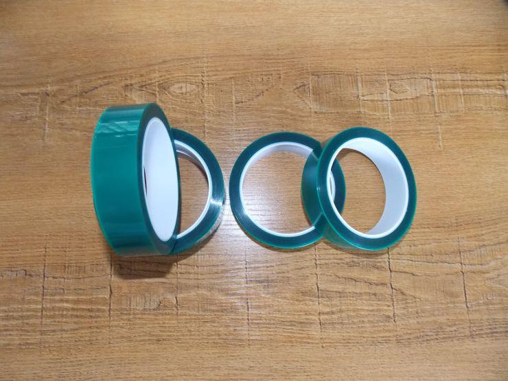 0.08绿胶带高温遮蔽保护胶带