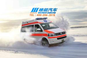 大众T6救护车