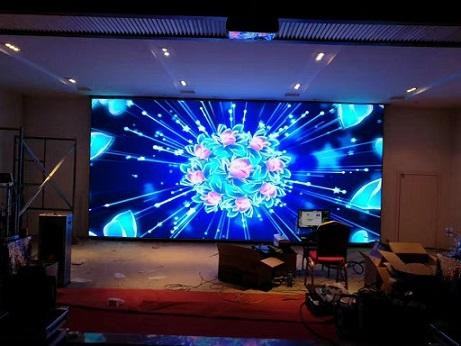 室内P1.5全彩显示屏