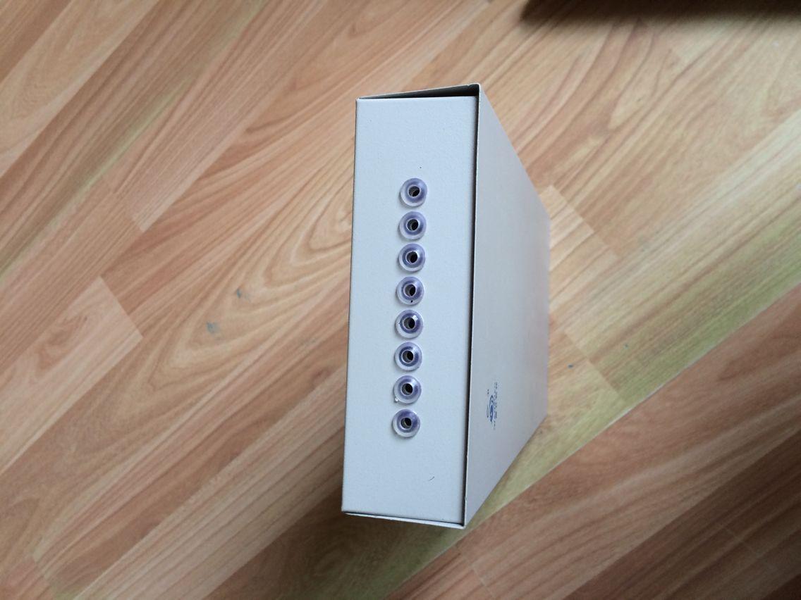 自出8口光纤终端盒厂家直销前升品牌