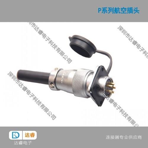 10芯卡口26482航空插座YH3112E12-10S YH3112E12-10P