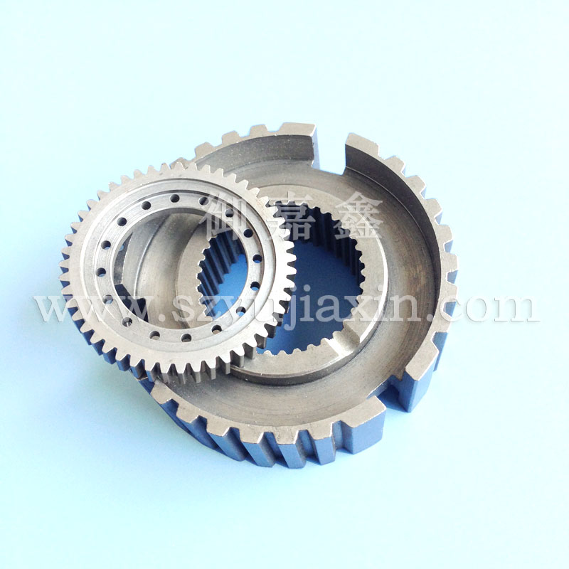 粉末冶金齿轮 机械齿轮 内齿圈 缝纫机配件
