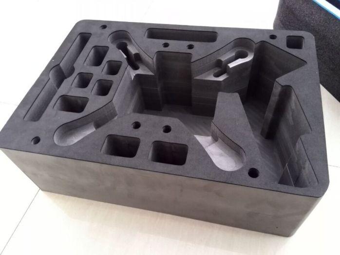 厂家直销2017新品航模EVA内托包装电脑锣异形一体成型