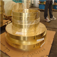 半硬态H65黄铜带 0.25mm低铅黄铜带 价格