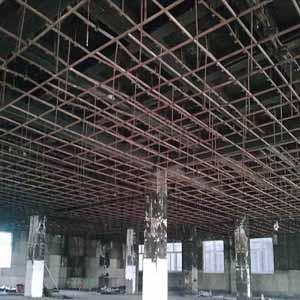 供青海建筑加固和西宁加固工程设计