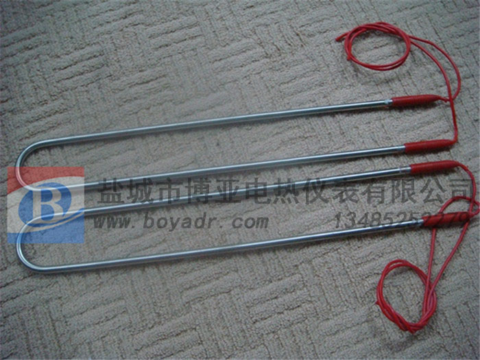 潜水电热管 U型防水电热管 河南郑州化霜加热管