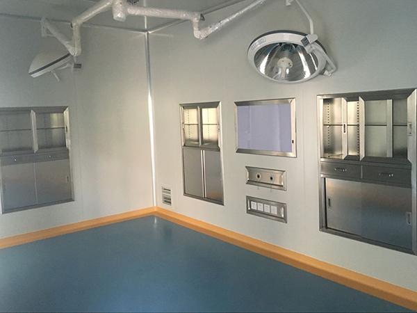 手术室净化,洁净手术室,层流手术室