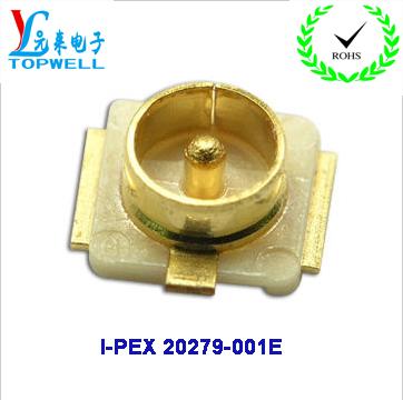 I-PEX 20279-001E 天线座