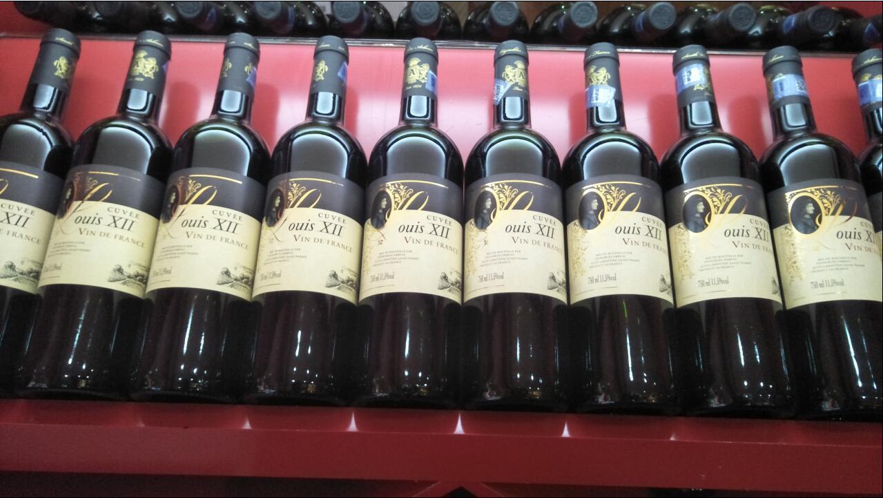 法国原瓶进口红酒-裸价招商 批发