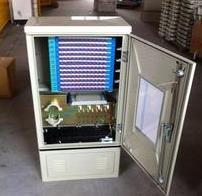 光缆交接箱 288芯 电信标准 新款 现货SMC 配支架