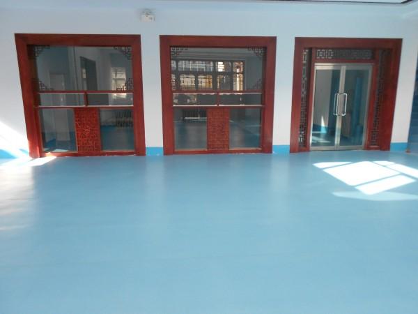 内蒙厂家直销pvc地板 幼儿园卡通塑胶地板