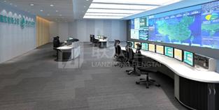 操作台联众恒泰 AOC-D2系列 昆明铁路局指挥调度监控中心 智能调度台定制设计 产品面向全国销售