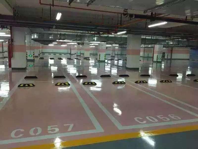 泰安地下车库停车场停车交通安全设施施工泰安宏凯交通设施安装有限公司