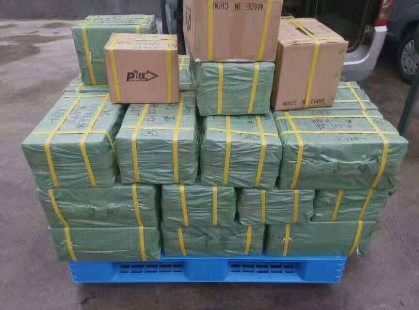 专业生产普通绿色物流编织袋