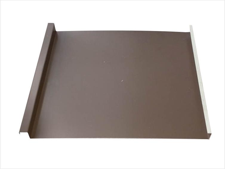 供应贵州铝镁锰板裕志诚立边双咬合系统25-430厂家