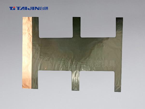 精密锂电池极耳模具 新能源电池极耳模具 东莞台进厂家直销可定制