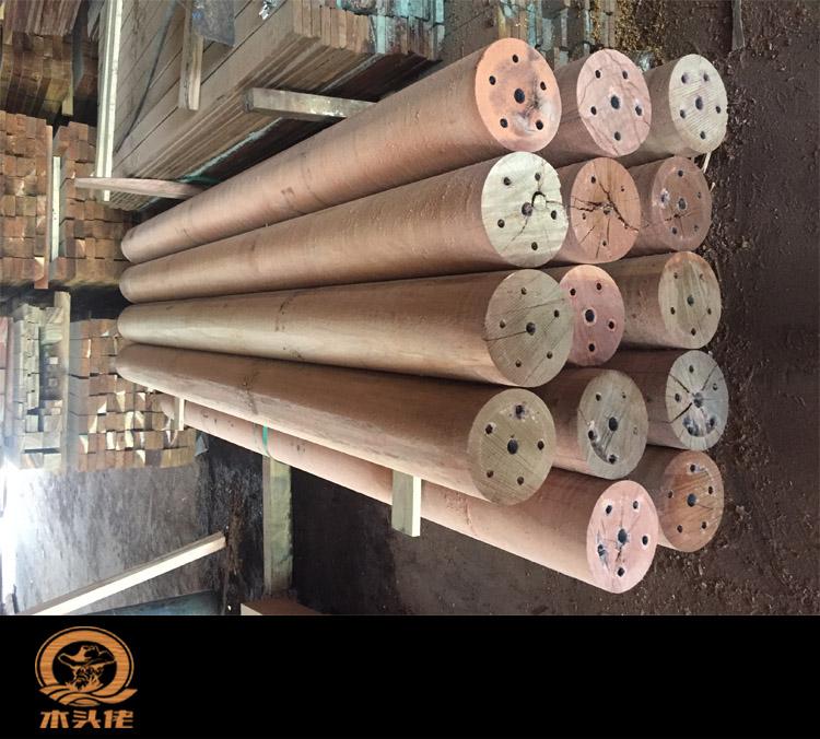 巴劳木凉亭,巴劳木栏杆,巴劳木防腐木