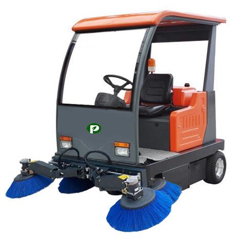 山东清洁电动驾驶式扫地车性能陕西普森扫地机